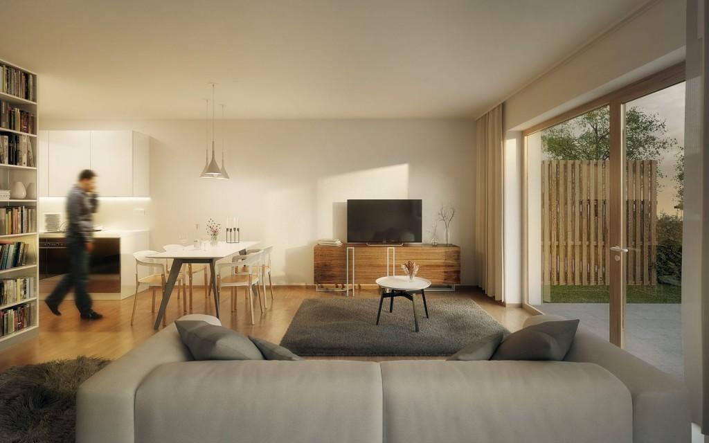 Nové byty Radotín