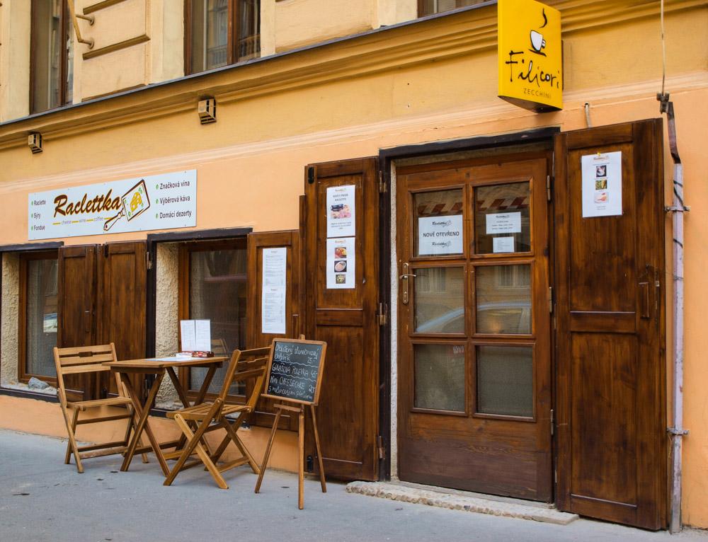 Restaurace Praha 2 Vinohrady